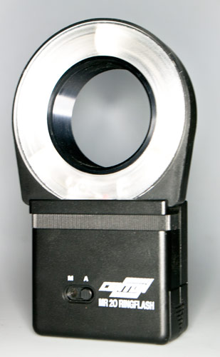 Centon MR20 Ringflash