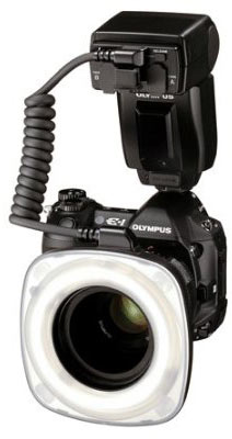 Olympus SRF-11 Ring Flash Set